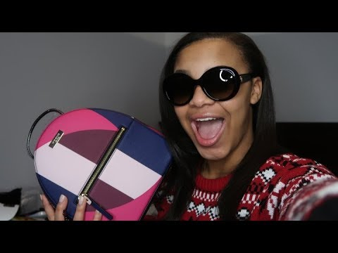 GUESS WHAT I GOT FOR CHRISTMAS! | Nia Sioux