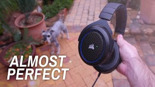 Almost Perfect - Corsair HS50 Review
