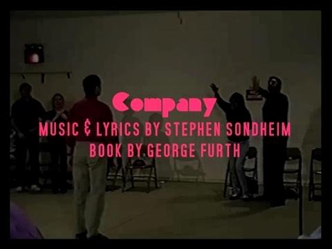Company, Original Cast in Concert - Rehearsal - Sondheim - Donna McKechnie - Elaine Stritch