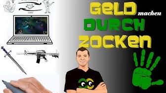 GELD verdienen mit ZOCKEN  - 5 Möglichkeiten für ganz normale Spieler - 5Rules5Hacks