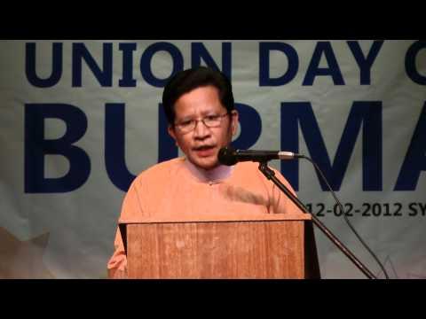 Burmese Radio BCBG, Union Day 2012-Sydney