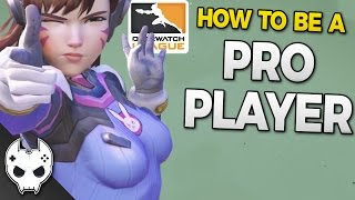 Overwatch League - How to Become a Pro