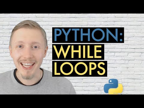 05 Beginner's Guide to Python - While loops