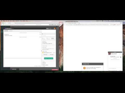 Screenmeet Zendesk Chat App Screen Sharing Overview