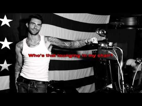 Sex And Candy  - Maroon 5 - Lyric karaoke