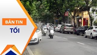 Hà Nội: Đỗ xe theo chiều dọc dưới lòng đường   VTC