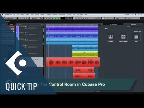 Set Up The Control Room | Tips, Tricks And Workflow Enhancements