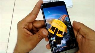 LG G5 (Titan) LG-H850 Unboxing and Camera Test