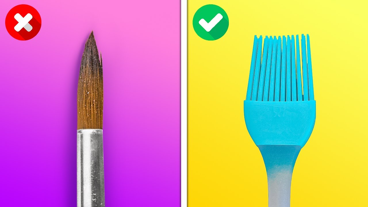 PAINTING TUTORIAL FOR BEGINNERS    Clever Drawing Hacks And Mesmerizing Art Ideas You Will Adore