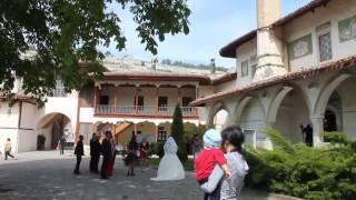Свадьба в мечети ханского дворца в Бахчисарае