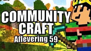 Een SLIMEBLOCK KANON!? - CommunityCraft #59