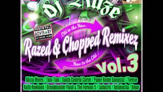 DJ Raze - Marinate - South Central Cartel (Razed-N-chopped)