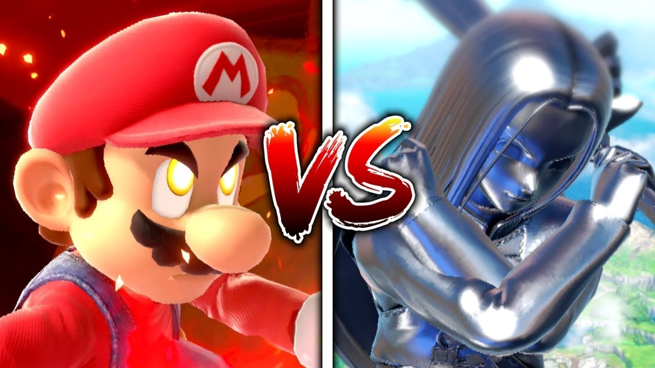 Super Smash Bros. Ultimate - Whose Final Smash Can Outlast The Hero's Kaclang? thumbnail
