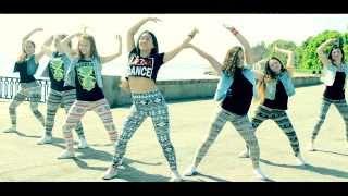 Dancehall choreography by Dixie Dasha | BRONX D.S.