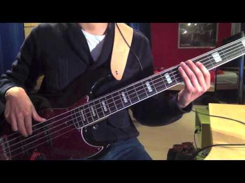 1977 fender precision bass vs sire v7 marcus miller youtube. Black Bedroom Furniture Sets. Home Design Ideas