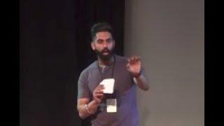 Dreams are Real | Parmish Verma | TEDxYouth@DPS...
