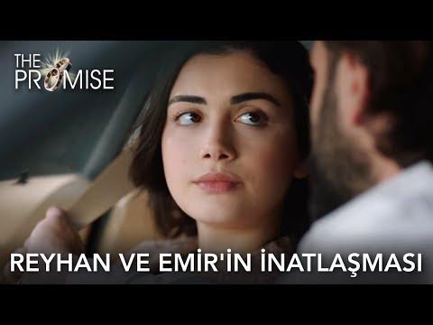 Reyhan Ve Emir'in Inatlaşması   Yemin 59. Bölüm (English And Spanish)