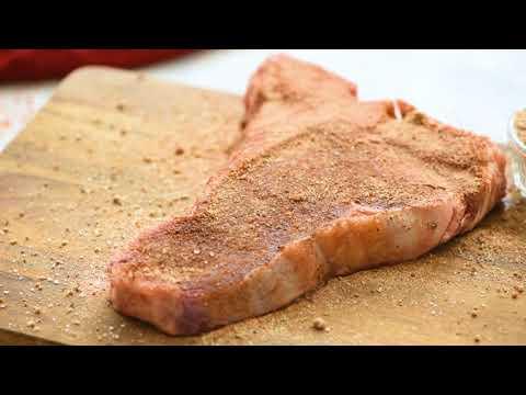The BEST Steak Seasoning