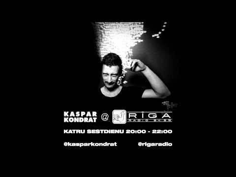 Riga Radio ar Kaspar Kondrat 2013.06.08 (+ARTIS dj set)