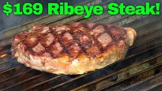 The Best Way To Cook A $169 Ribeye | Japanese Wagyu A5