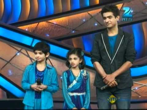 DID L'il Masters Season 2 July 07 '12 - Tanay & Shreya
