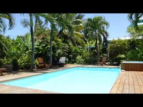 VIDEORELAX wem France Guadeloupe Antilles   Residence Alamanda Le Helleux, Sainte Anne 97180  Lat lo