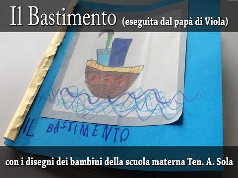 Il Bastimento (Gianni Rodari) illustrato con i disegni dei bambini