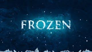 Free FROZEN intro template - After effects, cinema 4d + download / скачать интро для канала