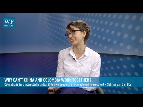 Why cant China and Colombia work together? | World Finance