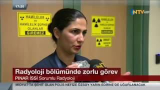 12 Radyoloji Teknisyeni Kanser Oldu İddiası- Melike Şahin / NTV