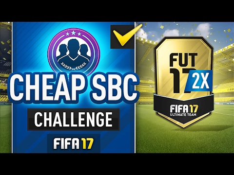 PLAYING ABROAD / FOREIGN PLAYERS SBC METHOD (CHEAP) - #FIFA17 Ultimate Team