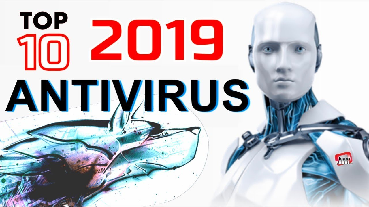 Best Anti Virus 2019 Top 10 Best Antivirus Software 2019   YouTube