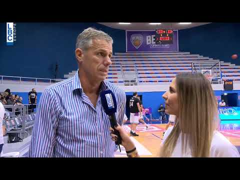Alfa Basketball Championship - Interview NT Head Coach Slobodan Subotic