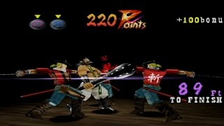 Rising Zan: The Samurai Gunman Complete Gameplay (PlayStation,PS1,PSX)