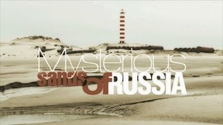 Mysterious Sands of Russia. Russian village surviving in the sands thumbnail
