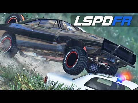 "LSPDFR E143 - ""Fast & Furious 7"" Charger Off-Road 