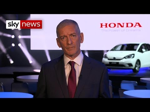 Honda to go hybrid across Europe by 2022