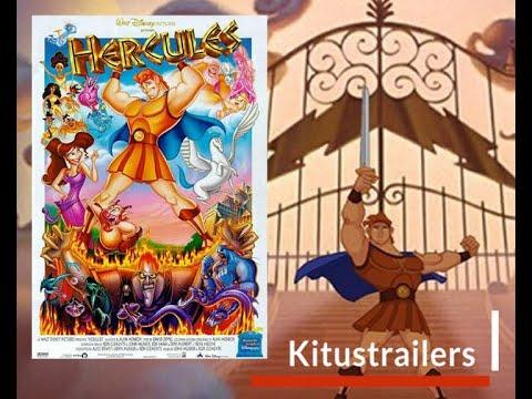 Hercules (Disney) Trailer en castellano.