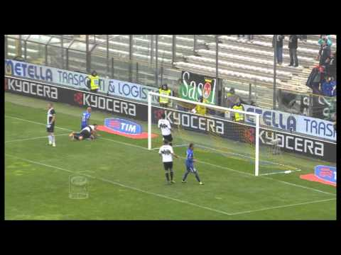 Parma-Sassuolo 3-1 Highlights 2013/14