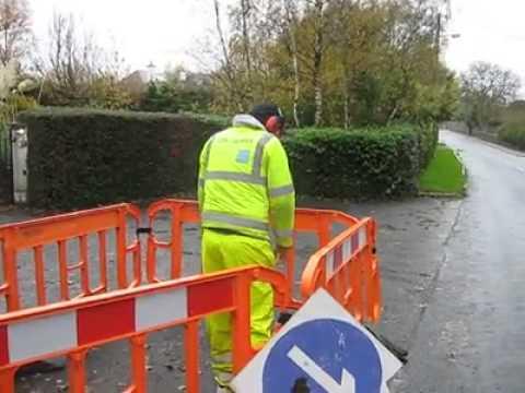 Irish Water meter installer tells elderly gentleman to f**k off