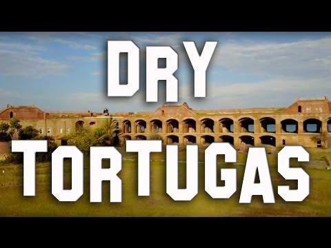 Fort Jefferson, Dry Tortugas, Florida, DJI Mavic Pro