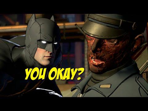 THIS B#TCH DEAD AS F#%K!! [BATMAN - THE TELLTALE SERIES] [#02]