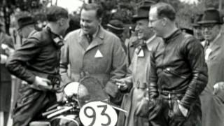 Isle of Man TT 1948 - Retro Road Racing