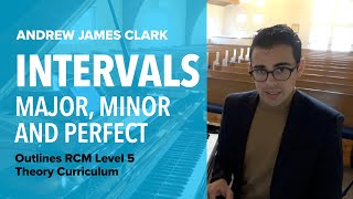 Intervals: Music Theory RCM Level 5 (1/4)