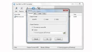 Jak przekonwertować plik .wav do .mp3 za pomocą programu Free WAV to MP3 Converter?