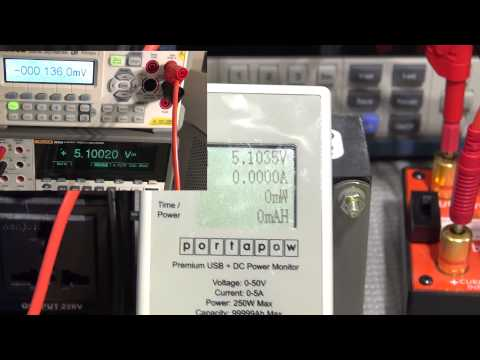 DC Power and Energy Measurement Meters - Pt2 - PortaPow