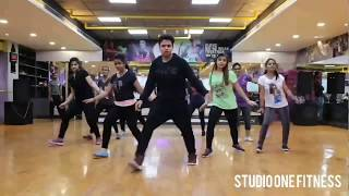 Kisi Se Pyaar Ho Jaye -  Kabil - Studio One Fitness Official Choreography By ANSHU TIWARI