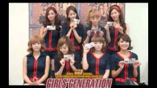 Girls` Generation, ''Happymoney, star gift certificate 'Hoot' Collection'' ad movie