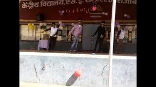 MJ 5 Style Dance - KV Nowrozabad, India