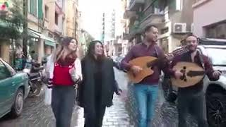 Download lagu love Frank Sinatra cover Egyptian in Europe اهواك عبد الحليم حافظ MP3